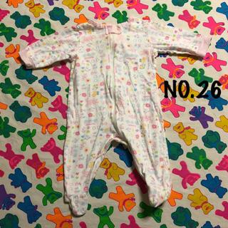 ガーバー(Gerber)の子供服 カバーオール〔NO.26〕(カバーオール)
