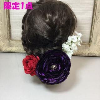 限定シリーズ 14 髪飾り ヘアード ヘッドアクセ 結婚式 成人式 前撮り 高級(ヘアピン)