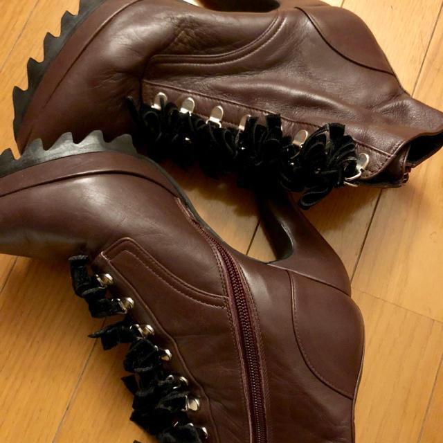 G.V.G.V.(ジーヴィジーヴィ)のg.v.g.v. レディースの靴/シューズ(ブーツ)の商品写真