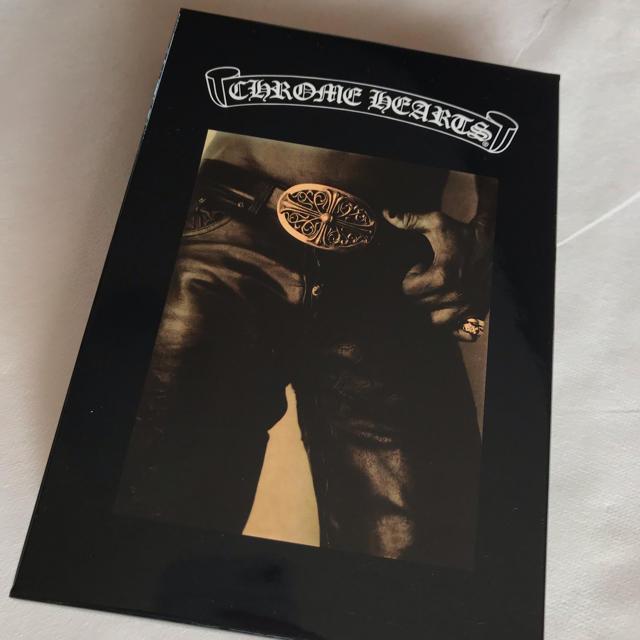 Chrome Hearts(クロムハーツ)の正規品 激レア 廃盤 新品未開封 クロムハーツ ボクサーブリーフ サイズL メンズのアンダーウェア(ボクサーパンツ)の商品写真