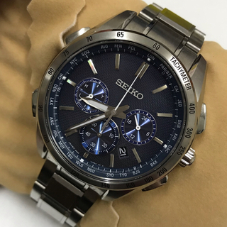 SEIKO 電波式腕時計(腕時計(デジタル))