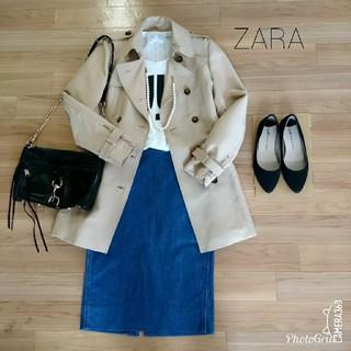 ザラ(ZARA)のZARA トレンチコート(トレンチコート)
