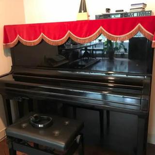 ヤマハ(ヤマハ)のヤマハ  サイレント アップライトピアノ 消音 自動演奏付き 椅子 取説付き(ピアノ)