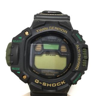 ジーショック(G-SHOCK)のG-SHOCK TWIN SENSOR ALTI THERMO(腕時計(デジタル))