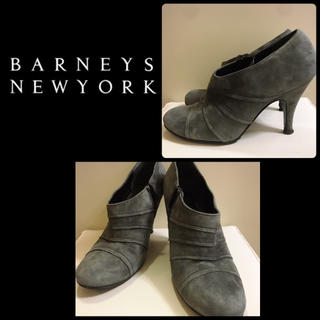 バーニーズニューヨーク(BARNEYS NEW YORK)のバーニーズニューヨーク♡グレースエード ブーティ♡(ブーティ)