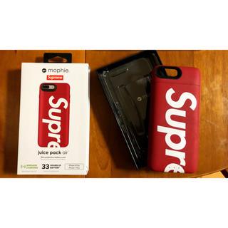 シュプリーム(Supreme)のsupreme iPhone 7 8 Plus ケース (iPhoneケース)