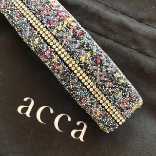 アッカ(acca)の新品未使用★acca  アッカ  バレッタ(バレッタ/ヘアクリップ)