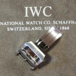 インターナショナルウォッチカンパニー(IWC)のIWC  純正 Dバックル 18ミリ(腕時計(アナログ))