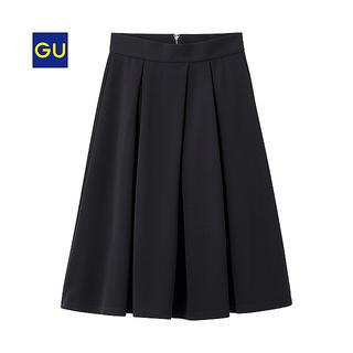 GU - 新品未使用♡GU フレアロングスカート M