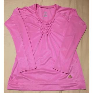 アディダス(adidas)のアディダス 長袖Tシャツ テニスウェア (ウェア)