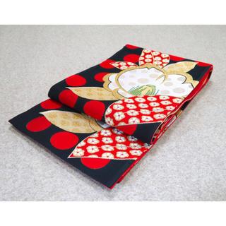 新品 超特価!正絹!西陣織『大光』金彩モダン! 仕立て上がり 袋帯 1627(帯)