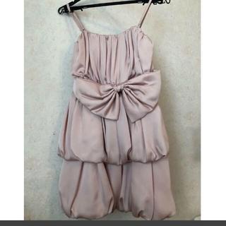 ハニーバンチ(Honey Bunch)のピンク ドレス 発表会 パーティ(ミニドレス)