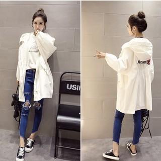 韓国ファッション★オルチャンジャンパー(ナイロンジャケット)