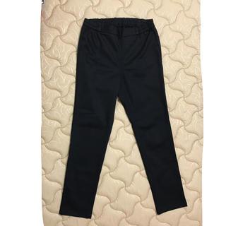 ジーユー(GU)のGU パンツ ブラック XL(カジュアルパンツ)