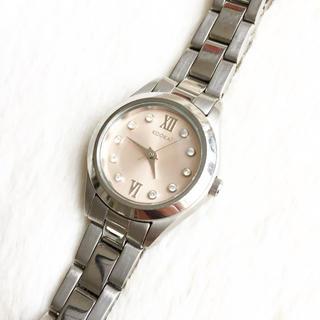 美品☆ 電池交換込み クーカイ レディース腕時計