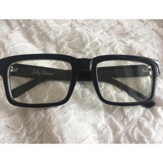 リリーブラウン(Lily Brown)のLillybrownの伊達眼鏡(サングラス/メガネ)