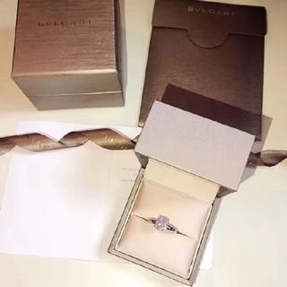 BVLGARY レディース リング 綺麗な美品(リング(指輪))