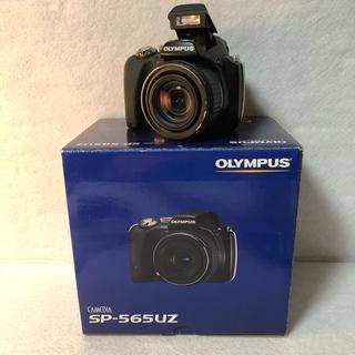 OLYMPUS - 【付属品完備】オリンパス  デジタルカメラ CAMEDIA SP-565UZ