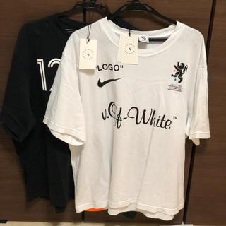 ナイキ(NIKE)のnike off white tee L セット(Tシャツ/カットソー(半袖/袖なし))