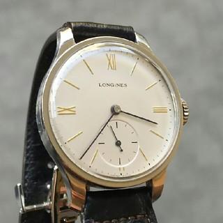 ロンジン(LONGINES)の腕時計 ロンジン Longines アンティーク 手巻き 3針 12.68(腕時計(アナログ))