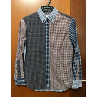 ユニクロ(UNIQLO)のチェックシャツ ユニクロ イネス(シャツ/ブラウス(長袖/七分))