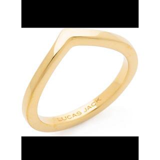 トゥモローランド(TOMORROWLAND)のルーカスジャック デザインリング(リング(指輪))