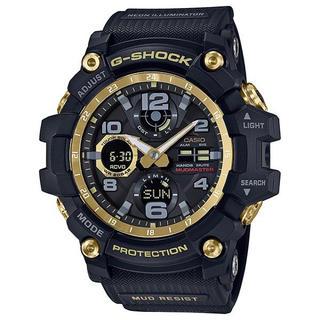 ク G-SHOCK 時計 メンズ マッドマスター GWG-100GB-1AJF(腕時計(デジタル))