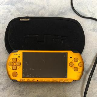 ソニー(SONY)のpsp3000 本体(携帯用ゲーム本体)