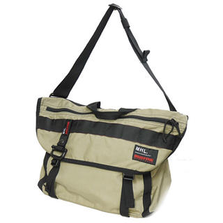 ブリーフィング(BRIEFING)の《お取り置き商品》MHL.×BRIEFINGメッセンジャーバッグ(メッセンジャーバッグ)