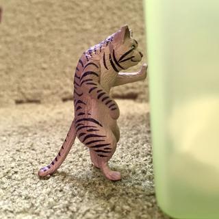 タカラトミーアーツ(T-ARTS)の壁ドン アニマルズ (ゴリラとネコ)(キャラクターグッズ)