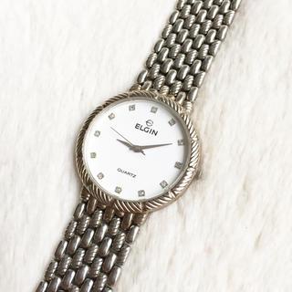 エルジン(ELGIN)の電池交換込み☆ ELGIN エルジン メンズ腕時計(腕時計(アナログ))