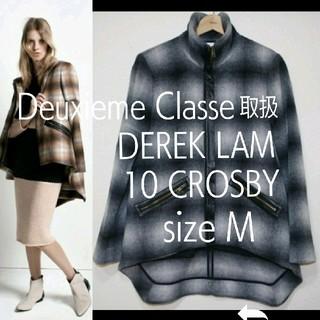 デレクラム(DEREK LAM)のドゥーズィエムクラス取扱 DEREK LAM 10 CROSBY チェック(ブルゾン)