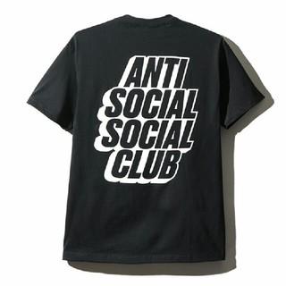 アンチ(ANTI)の正規 Anti Social Social Club Blocked Tシャツ(Tシャツ/カットソー(半袖/袖なし))