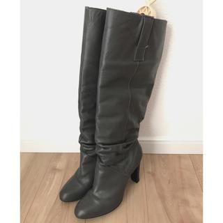 ザラ(ZARA)のZARA ザラ ブーツ 36 23.5cm(ブーツ)