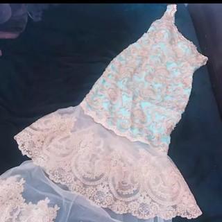AngelR - マーメイド ロングドレス