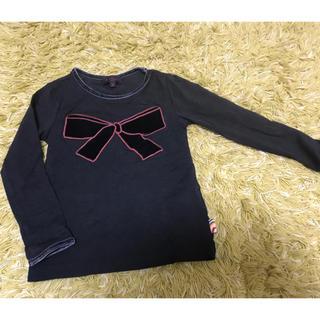 ポールスミス(Paul Smith)のポールスミスジュニア 女の子秋冬Tシャツ 3a 良品(Tシャツ/カットソー)