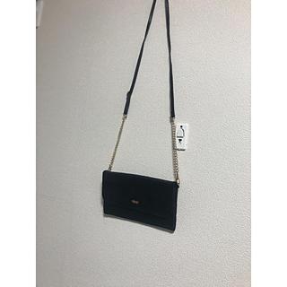 アーカー(AHKAH)の新品未使用 AHKAH お財布バッグ(ショルダーバッグ)