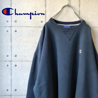 チャンピオン(Champion)の【激レア】 チャンピオン メキシコ製 ビッグサイズ スウェット トレーナー (スウェット)