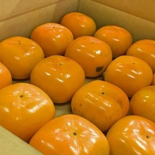 柿 7.5キロ(約30~40個) 奈良県産 種なし柿 産地直送