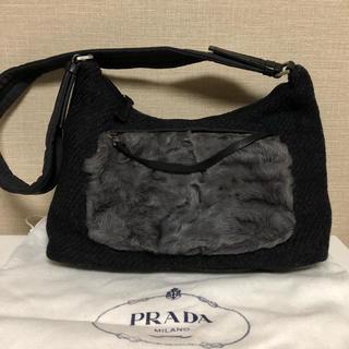 プラダ(PRADA)のPRADA☆ショルダーバック(ショルダーバッグ)