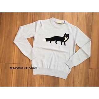 メゾンキツネ(MAISON KITSUNE')のMAISON KITSUNE ウールセーター(ニット/セーター)