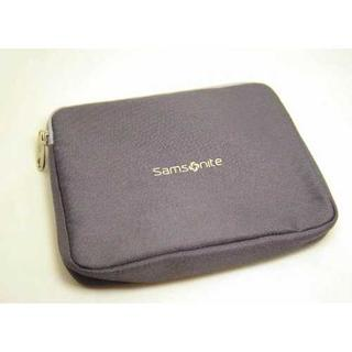 サムソナイト(Samsonite)のサムソナイトxルフトハンザ航空 マルチポーチ/グレー(トラベルバッグ/スーツケース)