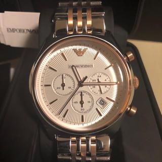 エンポリオアルマーニ(Emporio Armani)の新品 正規品 エンポリオアルマーニ 腕時計(腕時計(アナログ))