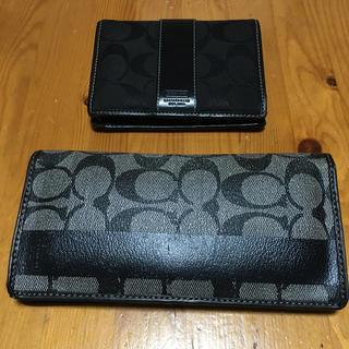 コーチ(COACH)のcoachの財布(長財布)