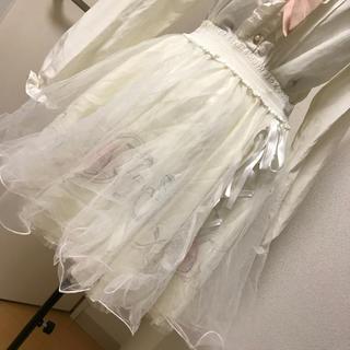 シークレットハニー(Secret Honey)のSecret  Honey バレエシューズチュールスカート(ミニスカート)