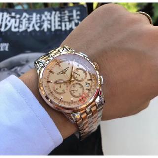 ロンジン(LONGINES)のシーマスター 1:1 スペクター100m防水 メンズ 腕時計 LONGINES(腕時計(アナログ))