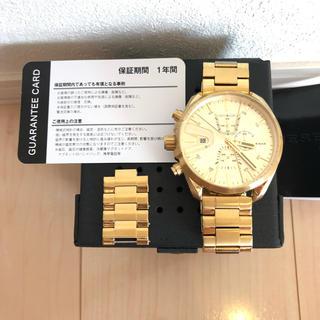 ディーゼル(DIESEL)のDEISEL ディーゼル 時計 メンズ ゴールド DZ4475(腕時計(アナログ))