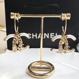 CHANEL - 大人気 シャネル ピアス (CCココマーク)