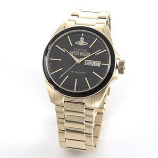 ヴィヴィアンウエストウッド(Vivienne Westwood)のヴィヴィアンウエストウッド ミステリアスな模様のブラックダイヤル(腕時計)