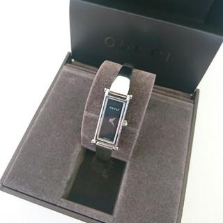 グッチ(Gucci)のグッチ GUCCI 1500L レディース腕時計 付属品全部付き 正規品(腕時計)